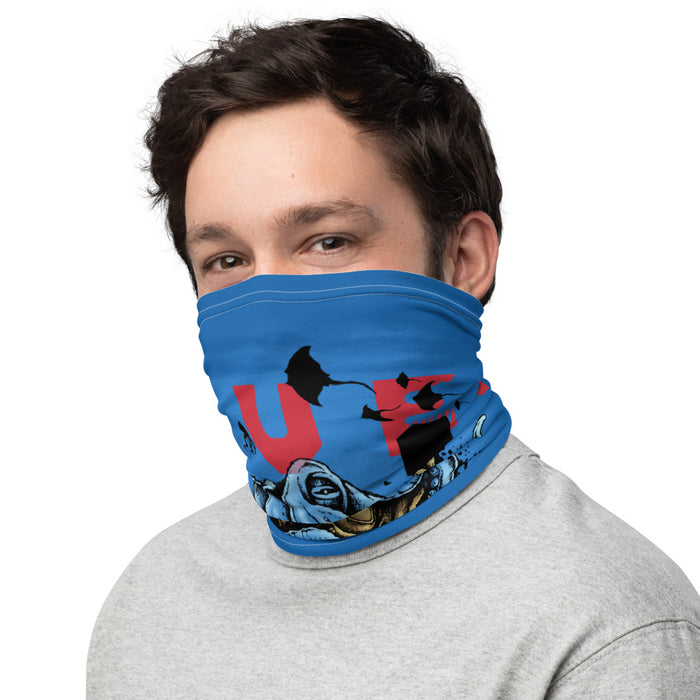 Diver Down Face Mask Neck Gaiter - Phoenix Artisan Accoutrements