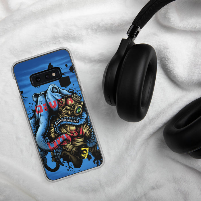 Diver Down Homage To The Original Seaforth Spiced! Samsung Case | Available in 6 Sizes - Phoenix Artisan Accoutrements
