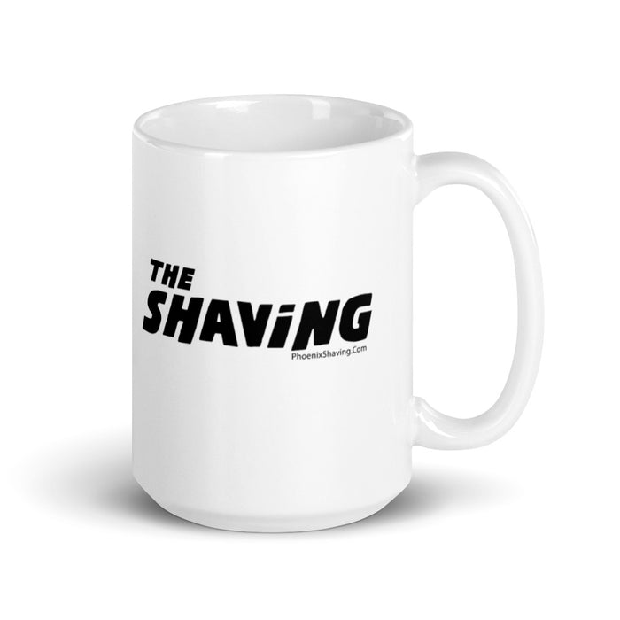 The Shaving Ray Rum Coffee Mug | Available in 2 Sizes! - Phoenix Artisan Accoutrements