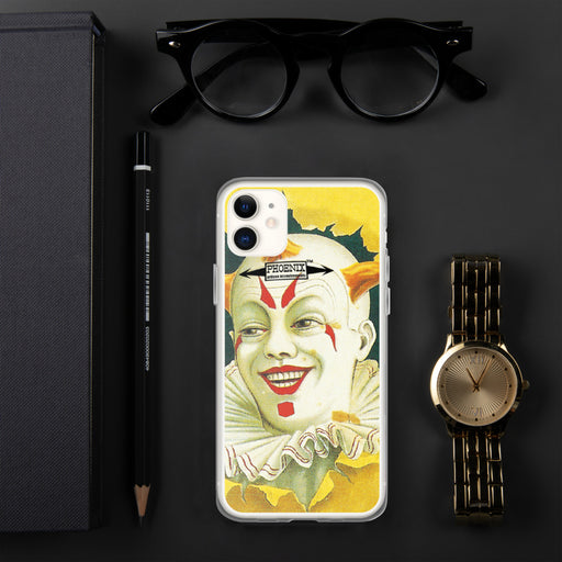 Clown Fruit iPhone Case | Available in 12 Sizes! - Phoenix Artisan Accoutrements