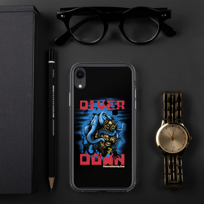 Diver Down Homage to the Original Seaforth Spiced! iPhone Case | Choose Size Option! - Phoenix Artisan Accoutrements