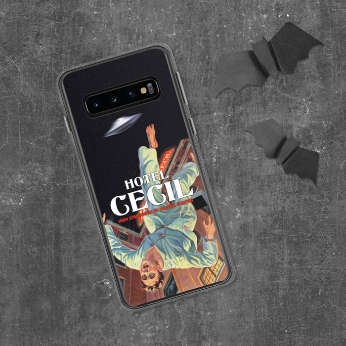Hotel Cecil Samsung Case | Available in 6 Sizes - Phoenix Artisan Accoutrements