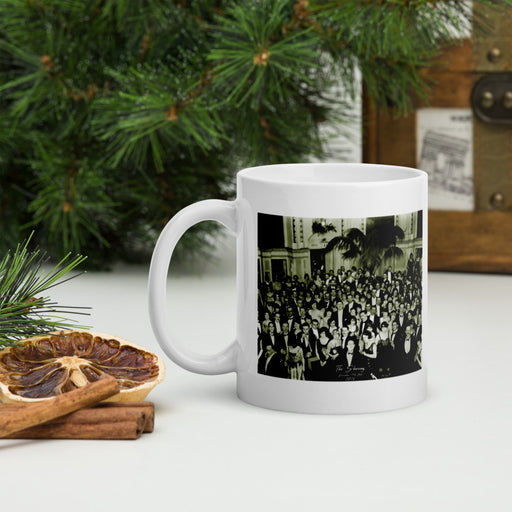 "The Shaving ""December Ball"" Coffee Mug 