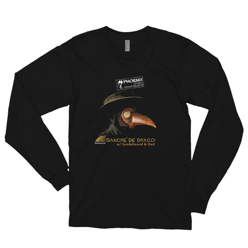 Sangre De Drago Long sleeve T-shirt - Phoenix Artisan Accoutrements