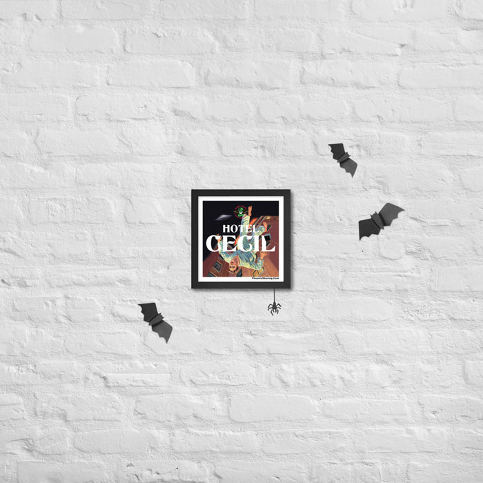 Hotel Cecil Framed Print | Available in Multiple Sizes! - Phoenix Artisan Accoutrements