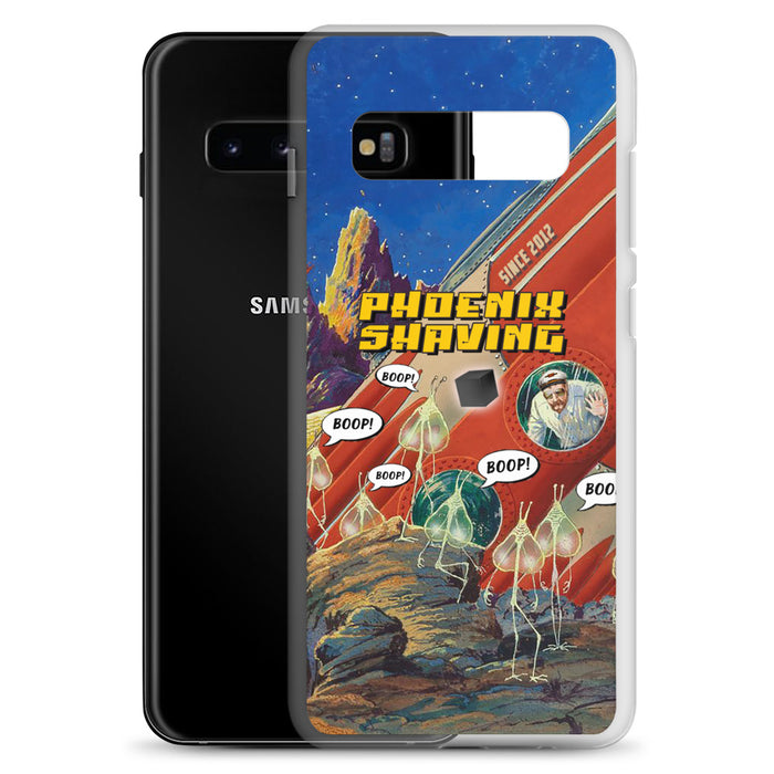Phoenix Shaving Crash Pad Samsung Case | Available in 6 Sizes - Phoenix Artisan Accoutrements