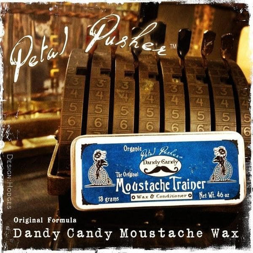 Dandy Candy Original Moustache Wax - Phoenix Artisan Accoutrements