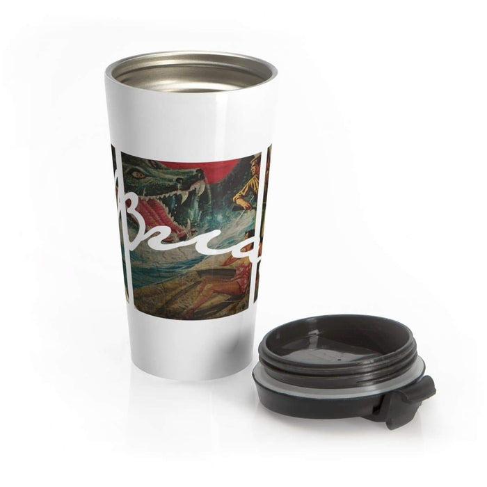 Briar Stainless Steel Travel Mug - Phoenix Artisan Accoutrements