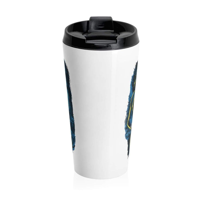 CUBE Stainless Steel Travel Coffee Mug - Phoenix Artisan Accoutrements