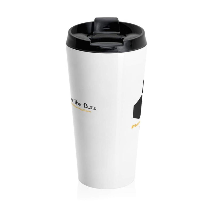 Planet Java Hive Stainless Steel Travel Coffee Mug - Phoenix Artisan Accoutrements