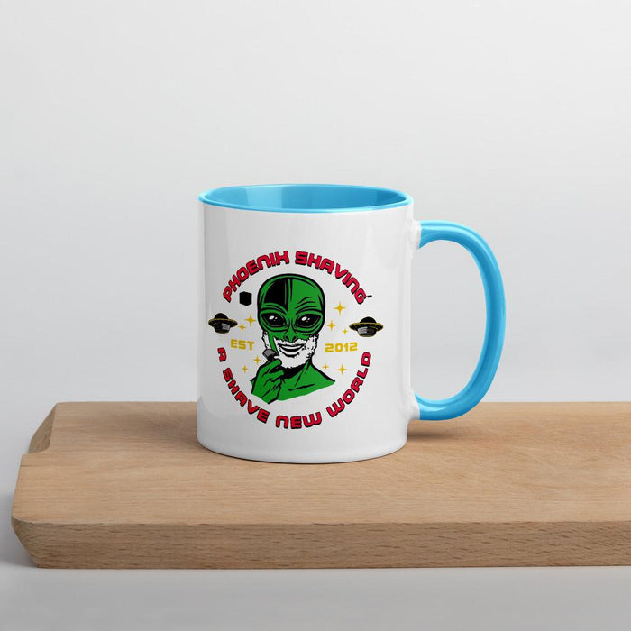 St. Martin's Land Coffee Mug | 4 Colors to Choose From - Phoenix Artisan Accoutrements