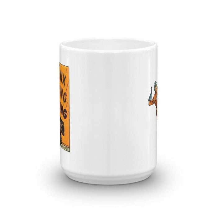 Phoenix Shaving Bakelite Phone Coffee Mug - Phoenix Artisan Accoutrements