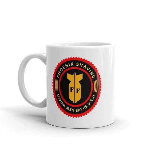 Phoenix Shaving Coffee Mug | Homage to Buckaroo Banzai - Phoenix Artisan Accoutrements