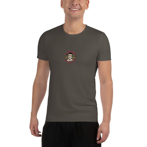 Phoenix Shaving Wicking Athletic T-shirt | Anti-Microbial Fabric - Phoenix Artisan Accoutrements