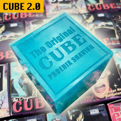 ICE CUBE 2.0 Preshave Soap| 8 Ounces of Slick Cooling Epicness | Mentholated