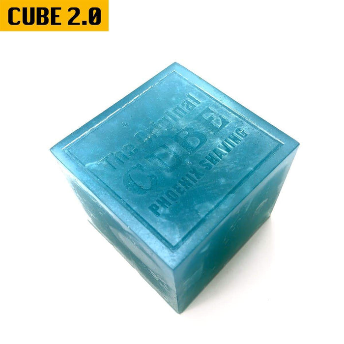 ICE CUBE 2.0 Preshave Soap| 8 Ounces of Slick Cooling Epicness | Mentholated - Phoenix Artisan Accoutrements