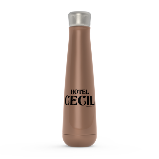 Hotel Cecil Peristyle Water Bottle - Phoenix Artisan Accoutrements