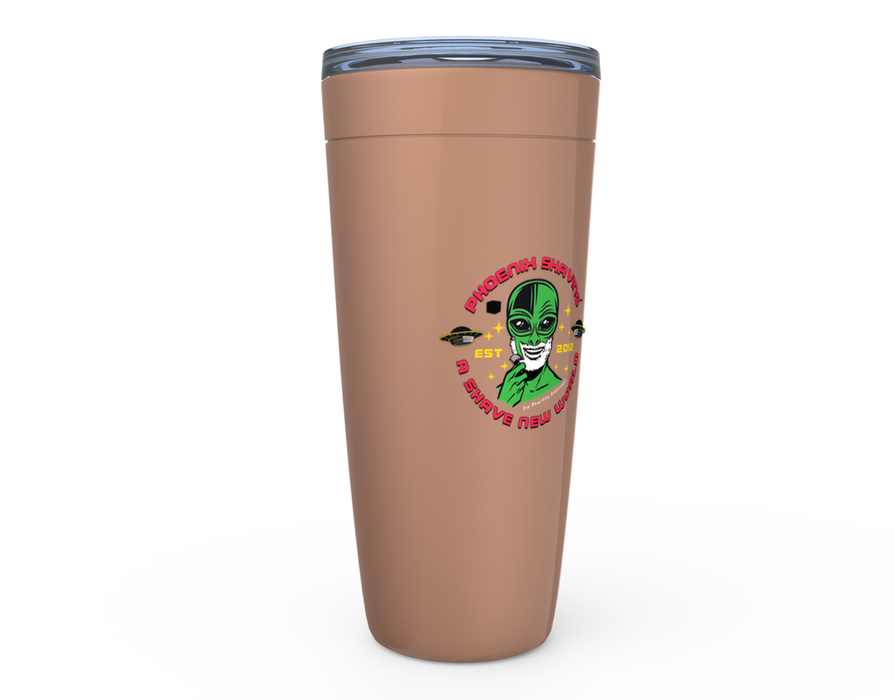 John Frum Viking Tumblers | For Hot & Cold Drinks! | Available in Multiple Colors! - Phoenix Artisan Accoutrements