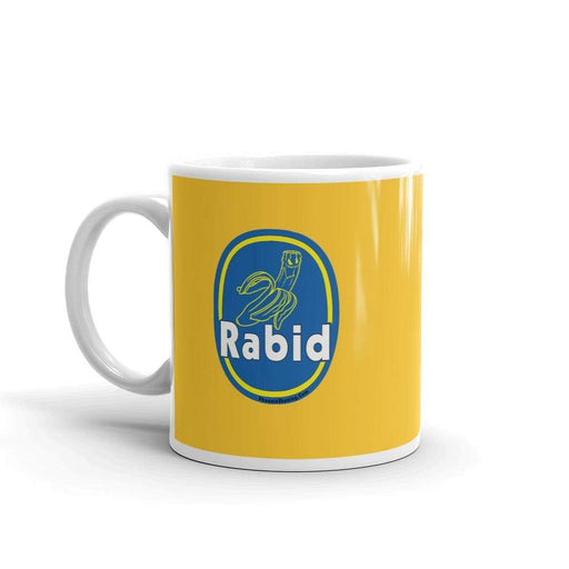 Rabid Banana Coffee Mug - Phoenix Artisan Accoutrements