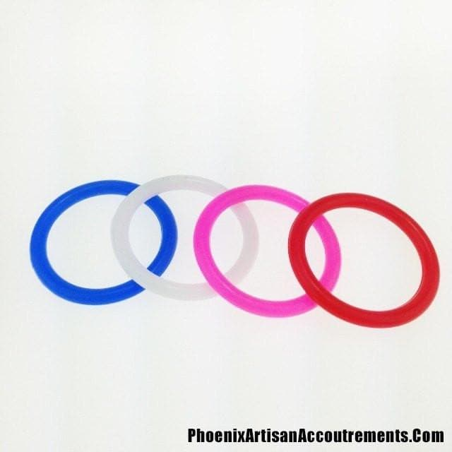 Colored O-Ring : For Rubberset 400, Switchback 400 or Adding Backbone - Phoenix Artisan Accoutrements