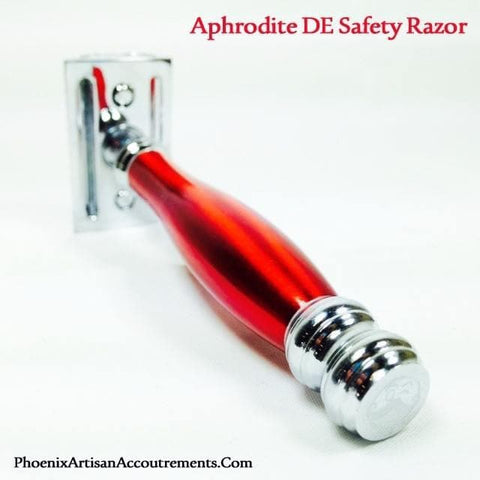 Aphrodite Lady DE Safety Razor - Phoenix Artisan Accoutrements