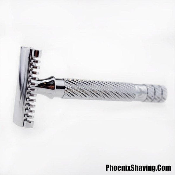 The Symmetry Open Comb Safety Razor - Phoenix Artisan Accoutrements - 1