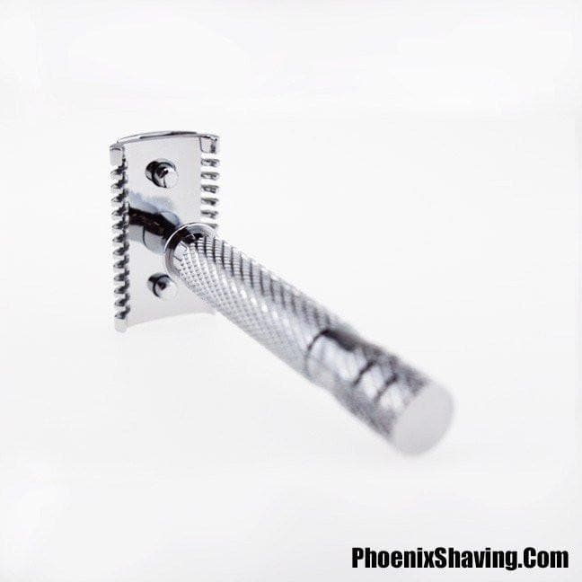 The Symmetry Open Comb Safety Razor - Phoenix Artisan Accoutrements