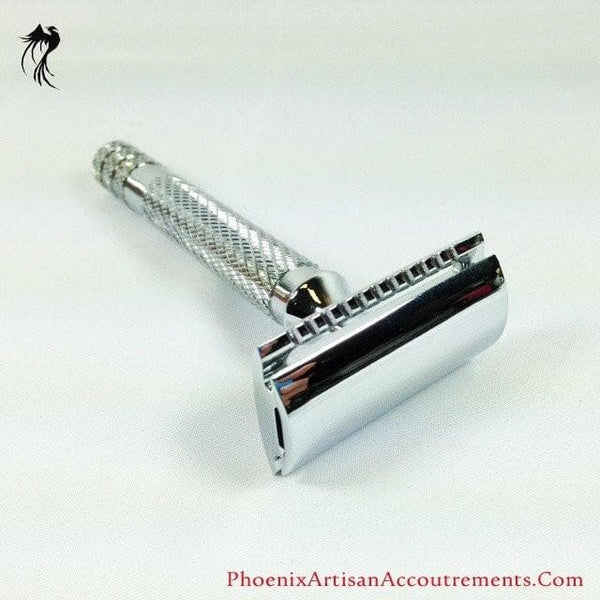 Safety Razors - The Symmetry Razor Straight Bar