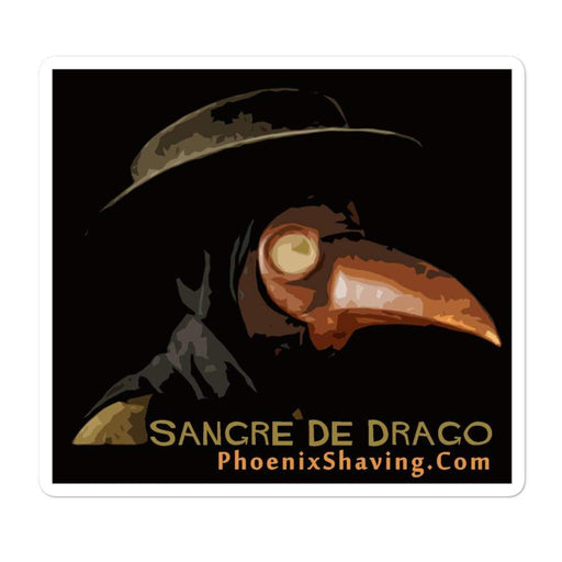 Sangre De Drago Vinyl Sticker | 3 Sizes To Choose From! - Phoenix Artisan Accoutrements