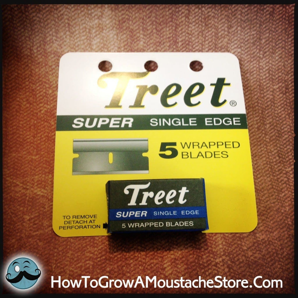 Treet Super Single Edge Blades - Phoenix Artisan Accoutrements