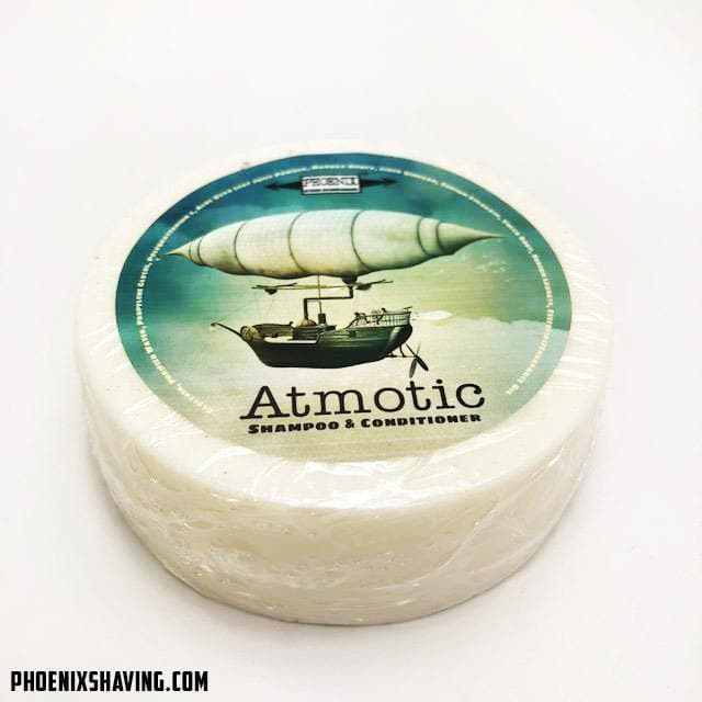 Atmotic Conditioning Shampoo Puck - Phoenix Artisan Accoutrements