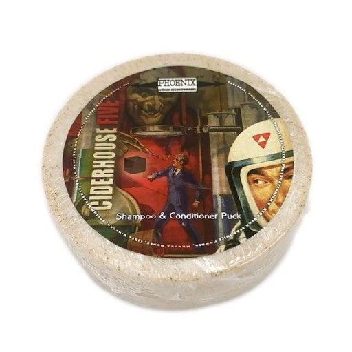 Ciderhouse 5 Shampoo & Conditioner Puck - A Seasonal Classic - Phoenix Artisan Accoutrements