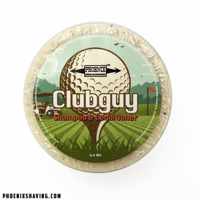 Clubguy Conditioning Shampoo Puck - Phoenix Artisan Accoutrements