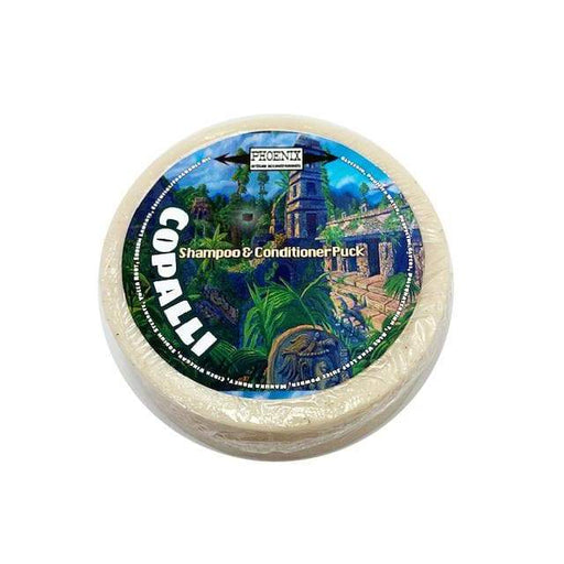 Copalli Conditioning Shampoo Puck | The Soul Of Mesoamerica! - Phoenix Artisan Accoutrements