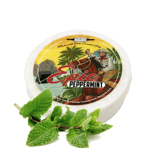 Epic Peppermint Conditioning Shampoo Puck | Refreshing & Energetic! - Phoenix Artisan Accoutrements