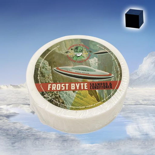 Frost Byte Conditioning Shampoo Puck | Chill Out! - Phoenix Artisan Accoutrements