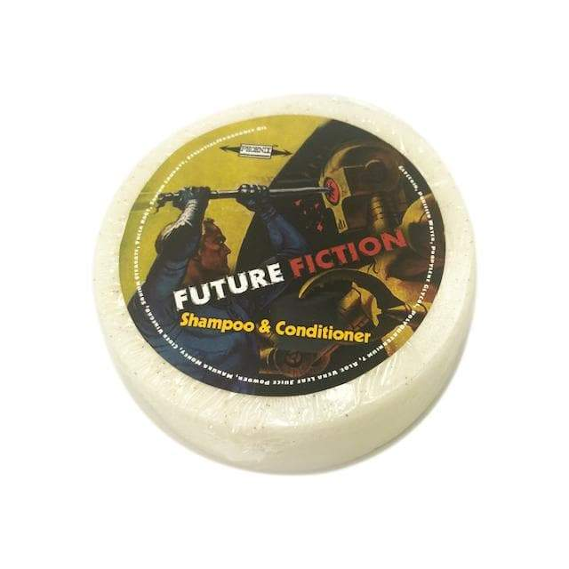 Future Fiction Shampoo & Conditioner Puck - Refreshing and Invigorating! - Phoenix Artisan Accoutrements