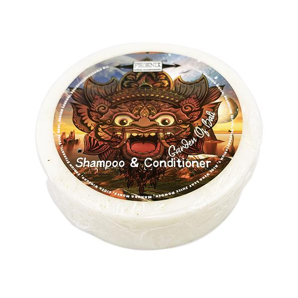 Garden of Bali Conditioning Shampoo Puck | A Phoenix Shaving Classic Returns! - Phoenix Artisan Accoutrements