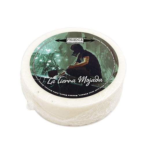 La Tierra Mojada Conditioning Shampoo Puck | A Phoenix Shaving Classic Returns! [Petrichor] - Phoenix Artisan Accoutrements