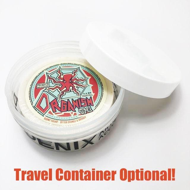 Shampoo Puck Travel Container - Phoenix Artisan Accoutrements