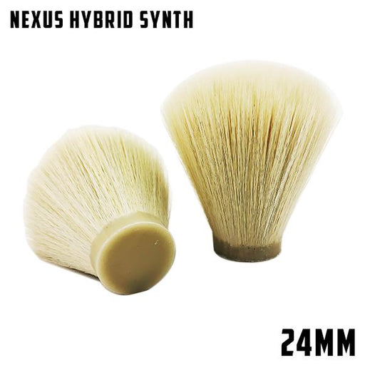 Nexus Hybrid Synthetic 24mm knot | Bulb/Fan - Phoenix Artisan Accoutrements