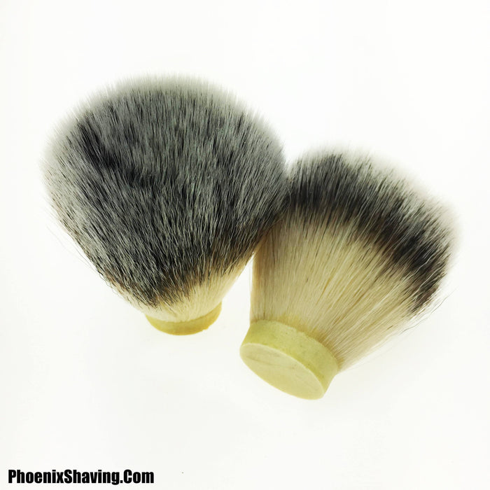 Synthetic Crown King Duro 26mm knot - Faux Boar - Phoenix Artisan Accoutrements