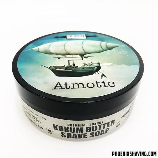 Atmotic Artisan Shave Soap - Distinct, Superb, Profound - Phoenix Artisan Accoutrements