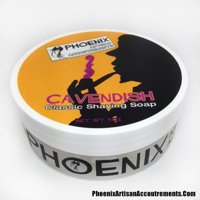 Cavendish Artisan Shaving Soap - Phoenix Artisan Accoutrements Shaving Soap - Phoenix Artisan Accoutrements