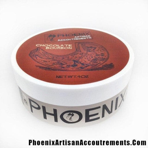 Chocolate Bourbon Classic Shaving Soap - Phoenix Artisan Accoutrements - Phoenix Artisan Accoutrements