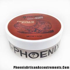 Chocolate Bourbon Classic Shaving Soap - Phoenix Artisan Accoutrements