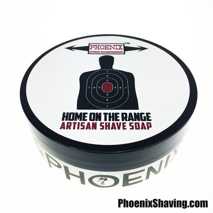 Home On The Range Classic Shaving Soap - Phoenix Artisan Accoutrements - Phoenix Artisan Accoutrements