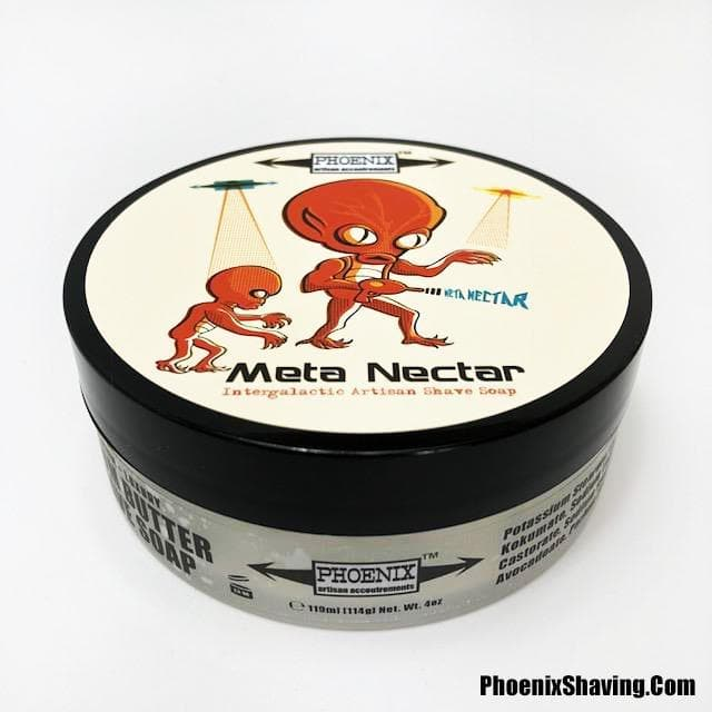 Meta Nectar : Attar Artisan Shave Soap - An Epic, Notable, Phoenix Shaving Classic! - Phoenix Artisan Accoutrements