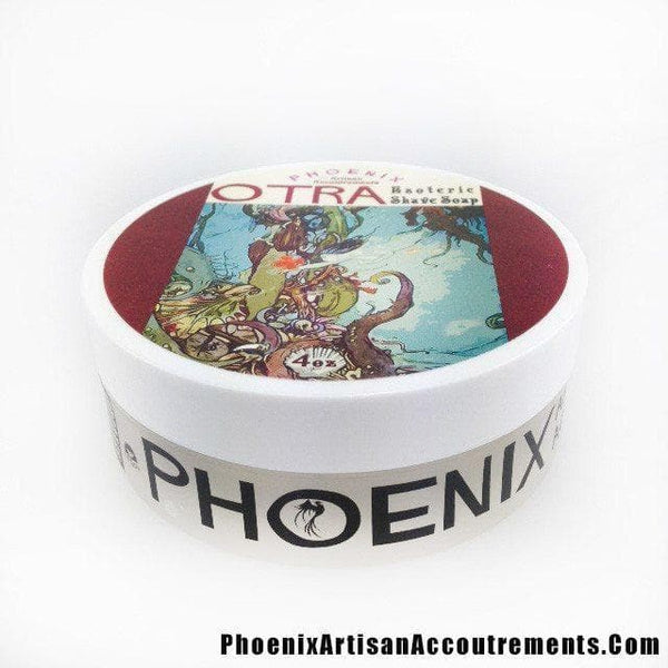 Otra Esoteric Shaving Soap - With Seaweed Extract - Phoenix Artisan Accoutrements - Phoenix Artisan Accoutrements - 1