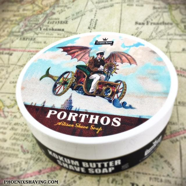 Porthos Artisan Shave Soap | A True Salute to the Classic, Aramis! - Phoenix Artisan Accoutrements